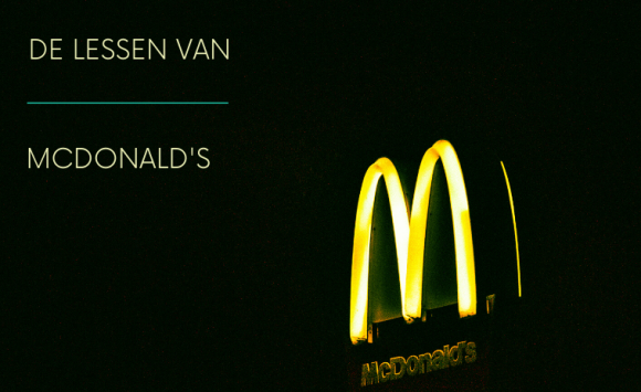 De ondernemerslessen van McDonald's voor jouw yogabedrijf