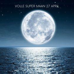 Welke belangrijke stappen maak JIJ tijdens deze volle supermaan 27 april?